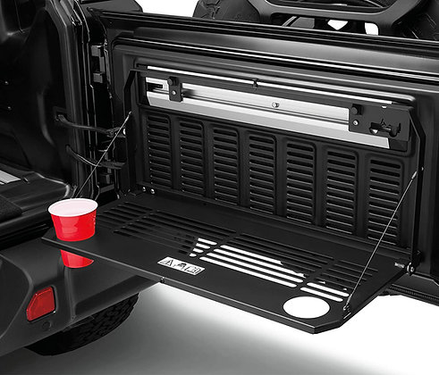 JL Rear Tailgate Mounted Table