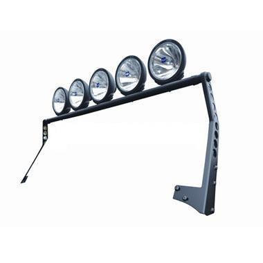 JK Windshield Top Spotlight / Bar Light Mounting Bracket