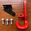 Thumbnail: JK Body Style Rear RIGHT Tow Hook -Stainless