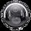 Thumbnail: Half Halo Headlight Lamp w/ DRL+Flicker -120W/pair