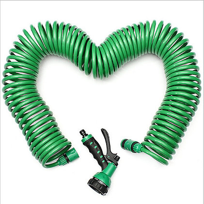 Coiled Retractable Hose - 30m