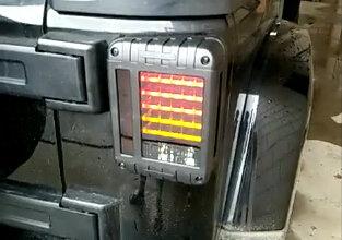 JK-LT3 Tail Light- Smoke Lens