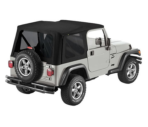 TJ Soft Top  - 1997-2006 Jeep Wrangler