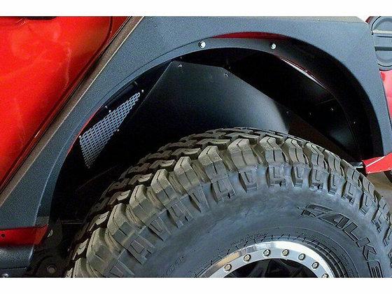 Paramount JL Aluminum Rear Inner Fender Kit