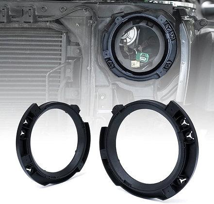 "JK 7"" Headlights Mounting Bracket ABS (Pair)"