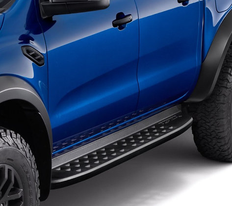 Ford Ranger Raptor Side Steps for 2012-2019