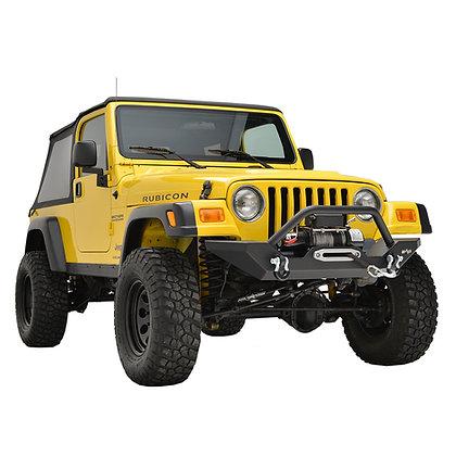 Paramount Jeep Wrangler TJ YJ Rock Crawler Front Bumper