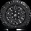 Thumbnail: FULE AMMO MODEL D700 17X9 (Set of 5pcs)