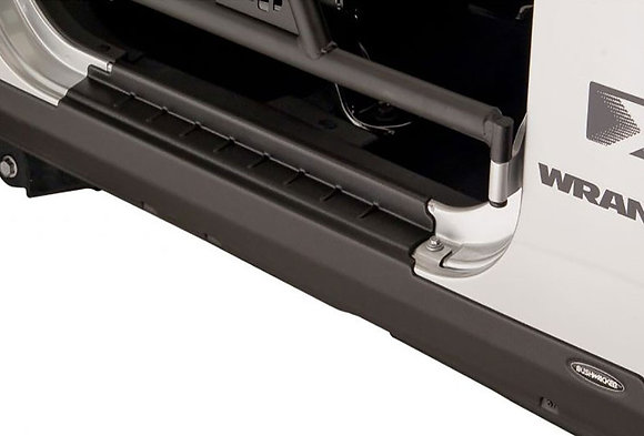 Bushwacker ABS 2-Door Sill & Rocker Panel Armor