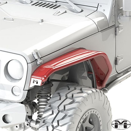 Overland Tube Fenders - 4PC