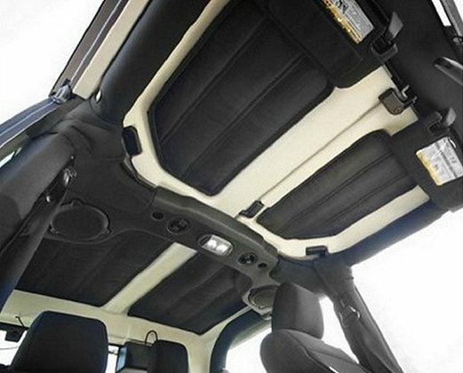 JK Hardtop Sound & Heat Insulation for 2-Door