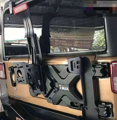 TMAX Heavy Duty Spare Tire Carrier Mount Kit