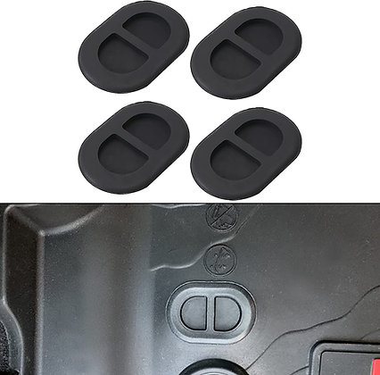 JK/JL Floor Plug - 4pcs