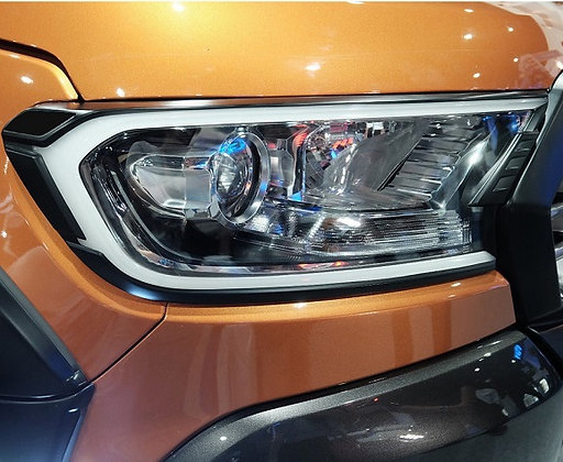 Ford Ranger T7 Headlight DRL Trim
