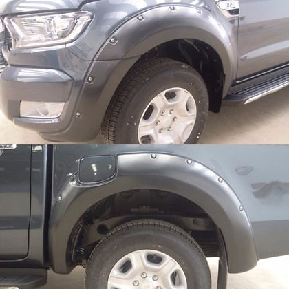 Ford Ranger Wheel Arches Fender Flares w/ Stud