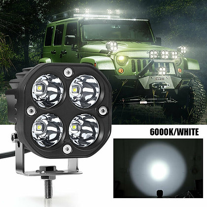 3inch 40W Spot Light- pair