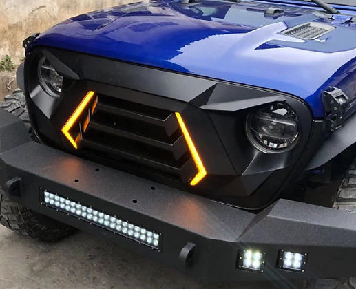 JL LED Avenger Grill