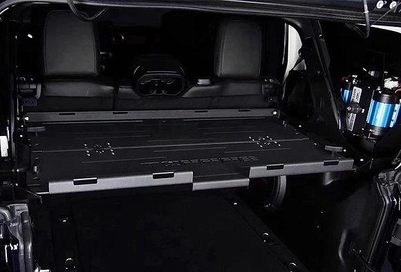 JL Multi-purpose Trunk Luggage Rack Folding Cargo Basket