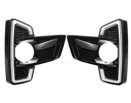 Rocco Fog Light Lamp with DRL and Indicator - pair
