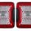 Thumbnail: LT10 JL style Tail lights Clear Lens European version for JK/JKU
