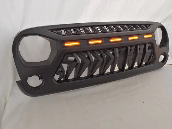Monster 2 LED Grille