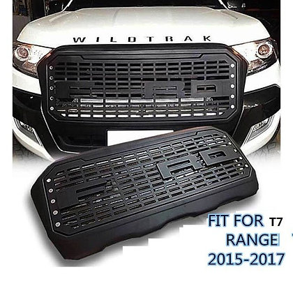 Ranger T7 Big Grille w/ LED and Full Black Character