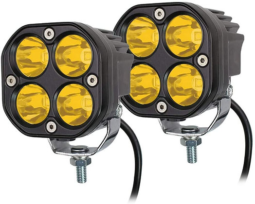 3inch 40W Spot Light - Amber Color