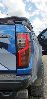 Ford Ranger LED Running Tail Light - Smoke Lens