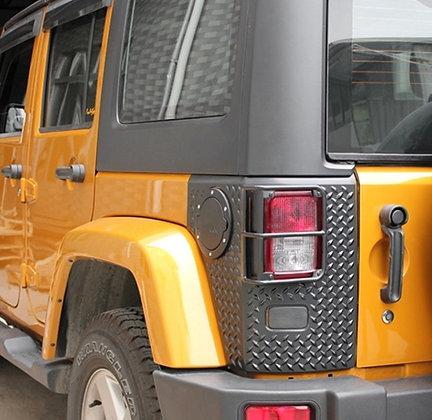Rear Corner Guard Taillight Cover