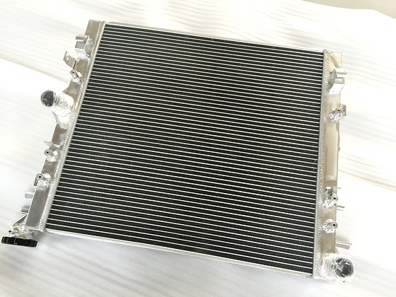 JK Aluminum Radiator for Petrol Engine