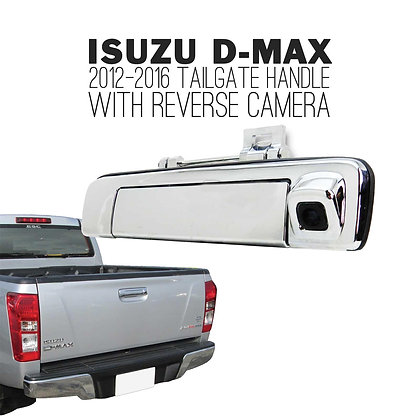 ISUZU DMAX Tailgate Handle w/ Reverse Camera