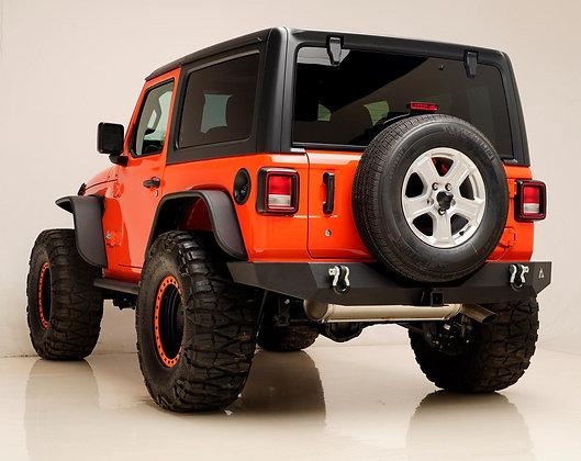 Paramount JL X2 Full Width Rear Bumper