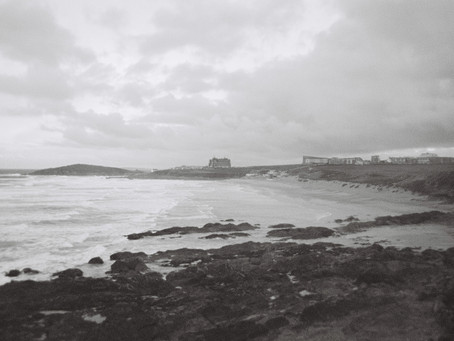 Newquay by Film: Ilford XP2 Disposable
