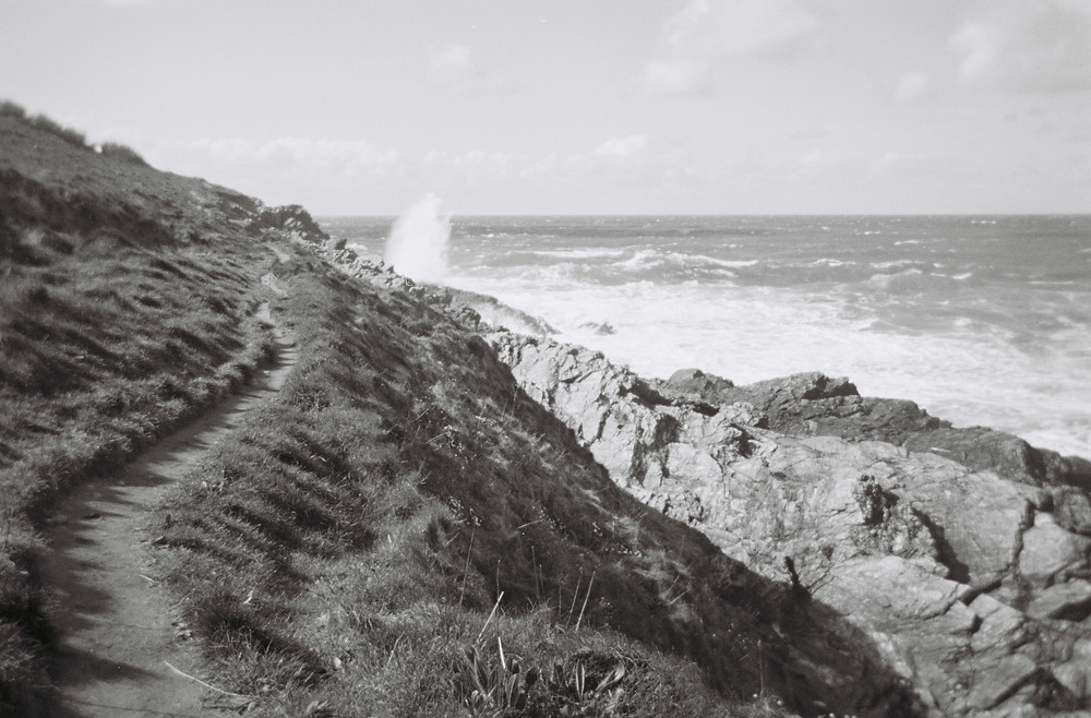 Ilford XP2 Newquay 4