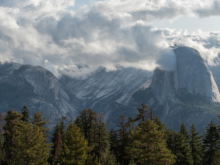 Landscape Photography in Yosemite
