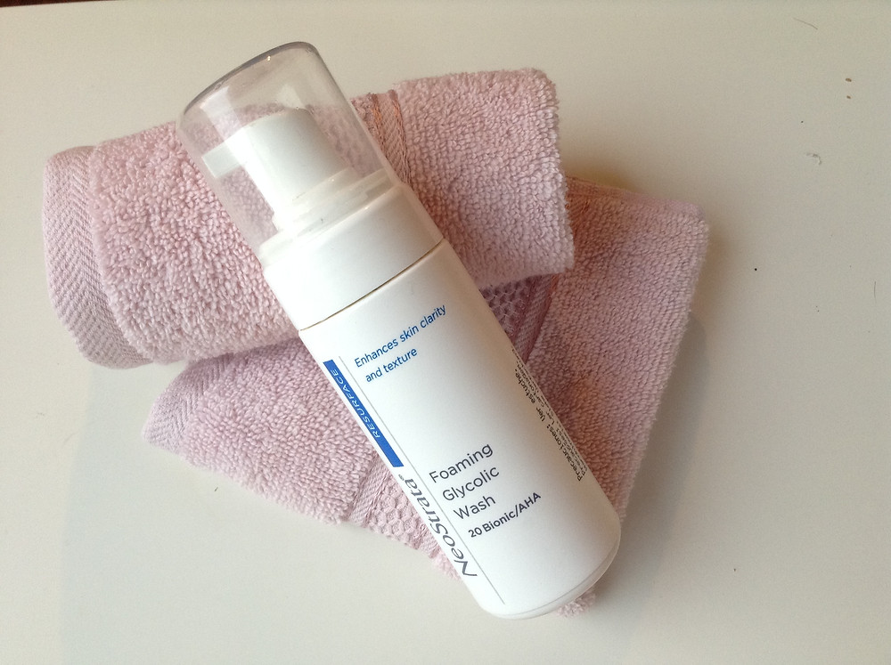 Espuma limpiadora glicólico Neostrata