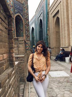 Samarkanda- Uzbekistan 2018