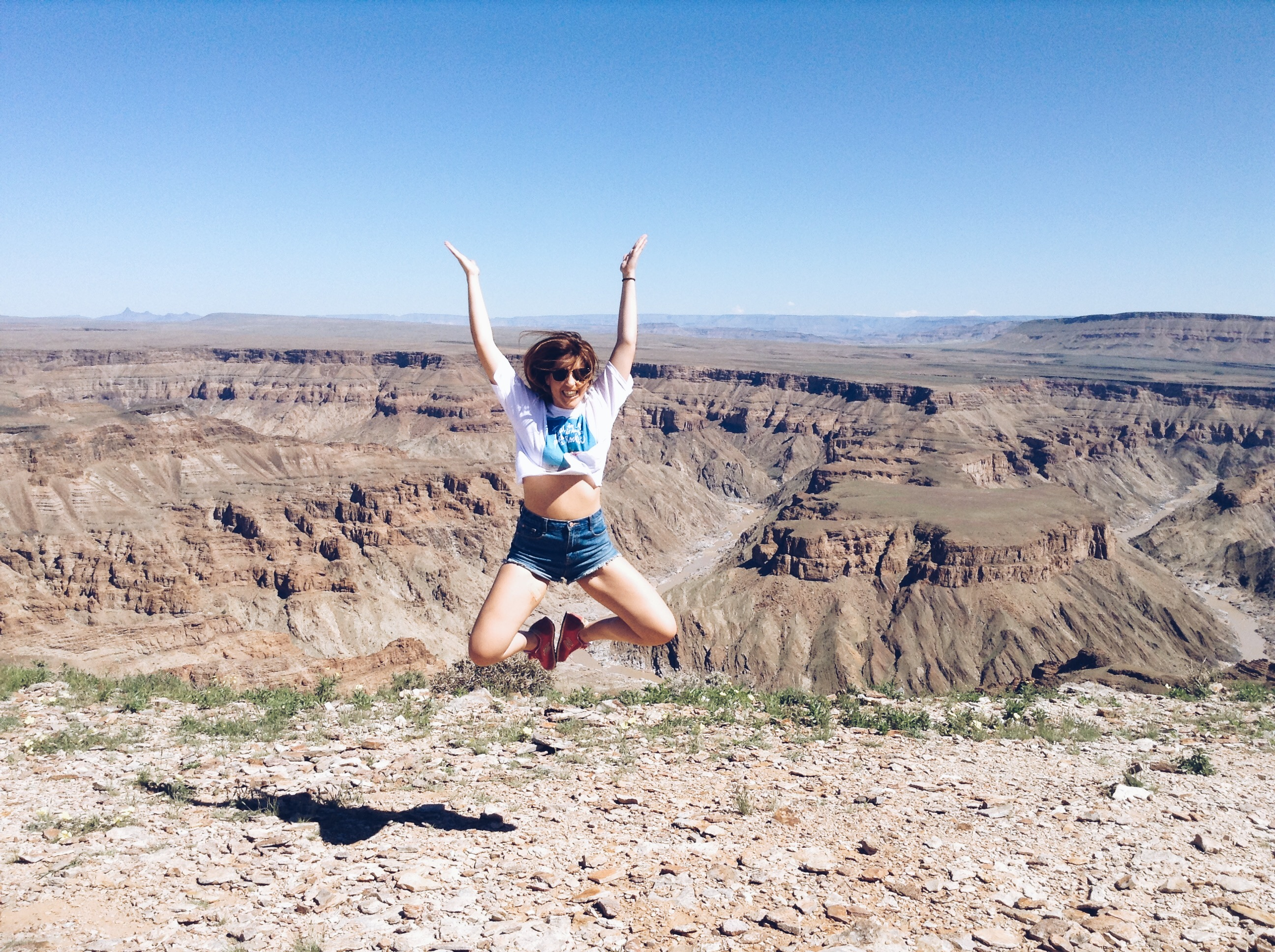 Fish River Canyon 2014