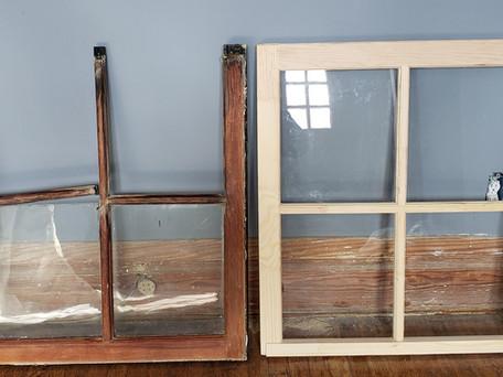 HISTORIC WINDOW RESTORATION