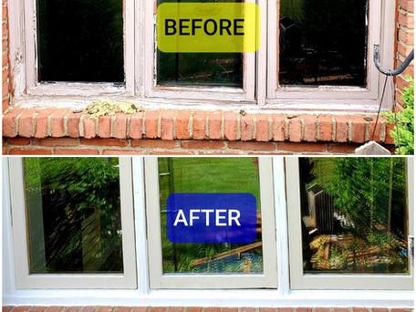 ROTTED WINDOW REPAIR