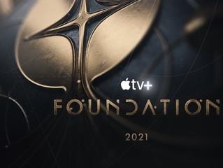 Série Fundação - uma resenha preliminar por Danny Marks
