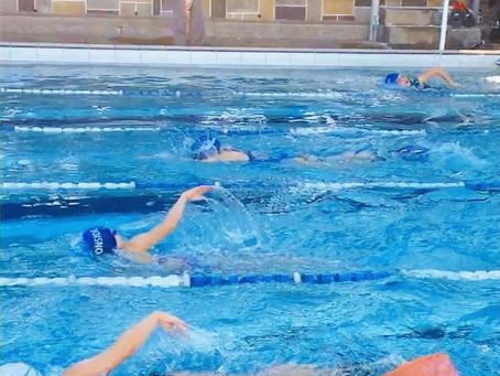 Finswimming in Australia