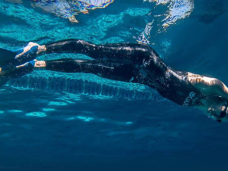 Australian Masters Games: Finswimming is in!!!