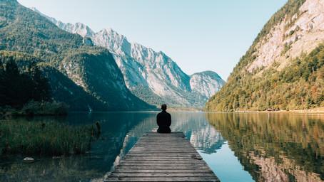 La meditazione è una cosa semplice
