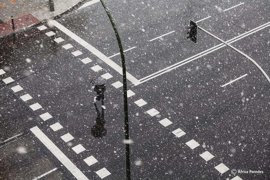 El día que nevó en Madrid II