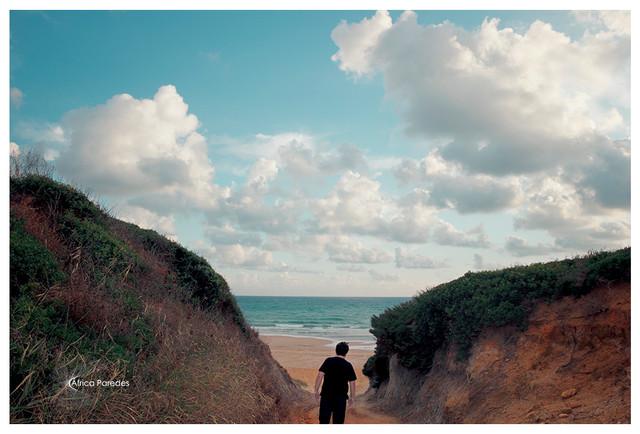 Entre cielo, mar y tierra
