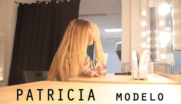 Making of sesión de fotos con Patricia