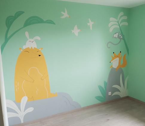 Mural | Kid Bedroom