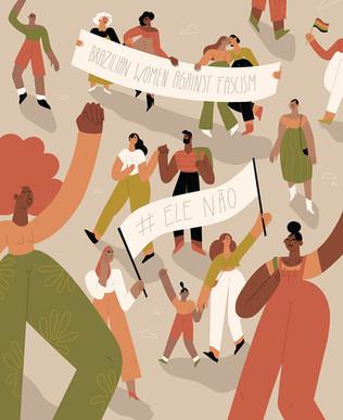 Shado | Editorial Illustrations