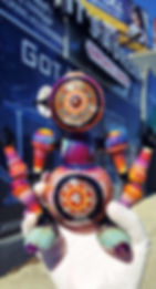 Buddha Bot by Hiccdog + Steve H